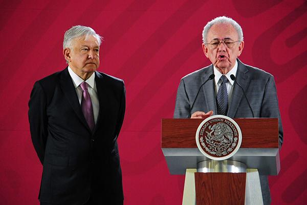 El 27 de diciembre se dio la instrucción de finalizar los contratos. FOTO: CUARTOSCURO
