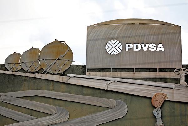 AFECTADA. PDVSA es la petrolera paraestal de Venezuela y principal fuente de ingresos. Foto: Reuters