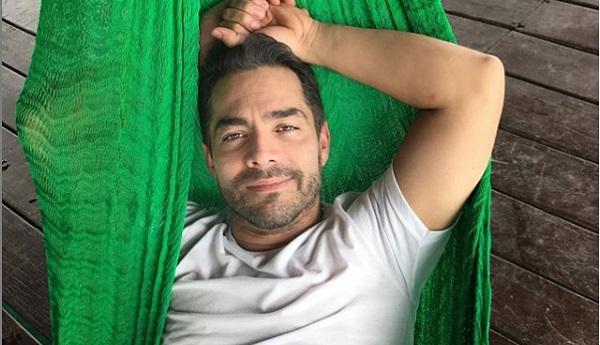 """En diciembre,el actor mexicano Omar Chaparro anunció una gira por Estados Unidos de su conferencia """"RetOmar"""" en la que comparte su método y herramientas para ser feliz. Foto: Instagram"""