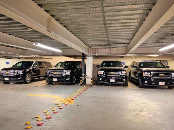 LOTE FIFÍ. Las camionetas de lujo y con alto blindaje predominan en el segmento de seguridad. Foto: Especial.
