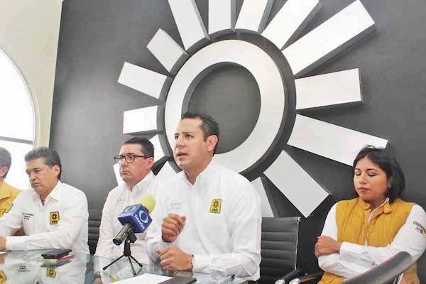 CONFIANZA. Ángel Ávila espera refrendar el padrón de militantes de ese partido en el país. Foto: Especial.