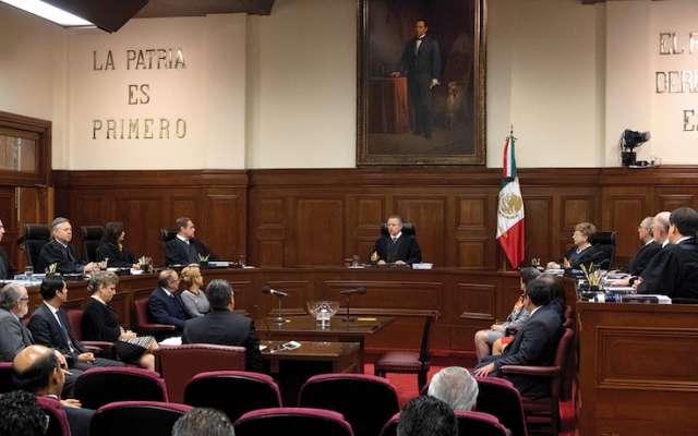 La Corte señaló que la reducción de salarios es un ejercicio de independencia de poderes. Foto: Cuartoscuro