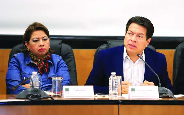 Diputados federales finalizaron la ronda de audiencias