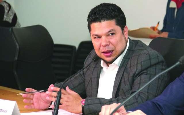Gabriel Biestro es el líder de Morena en el Congreso. FOTO: ENFOQUE