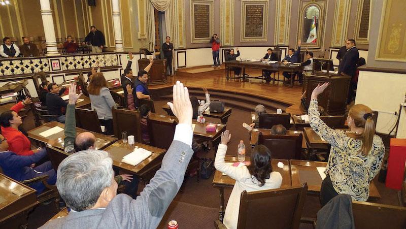 El Congreso poblano se prepara para nombrar este mes un gobernador interino.