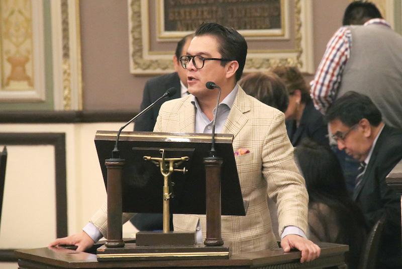Gerardo Islas también buscaría la gubernatura. Foto: Enfoque