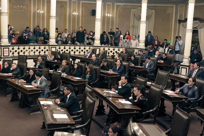 CANDIDATOS. Todos han presentado ante el Congreso sus cartas de intención. Foto: Enfoque