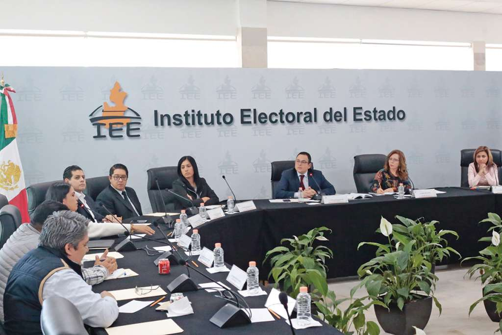 Consejeros del IEE afirman que pueden organizar las nuevas elecciones de este año. Foto: Enfoque