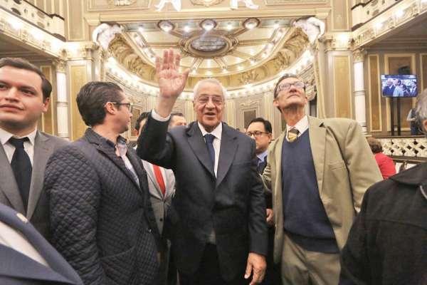 Guillermo Pacheco ha ocupado diversos cargos políticos desde los años 80. Foto: Especial.