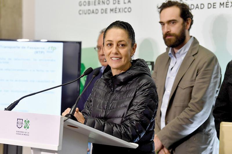 citadinos su comprensión. Foto: Pablo Salazar Solís / El Heraldo de México.