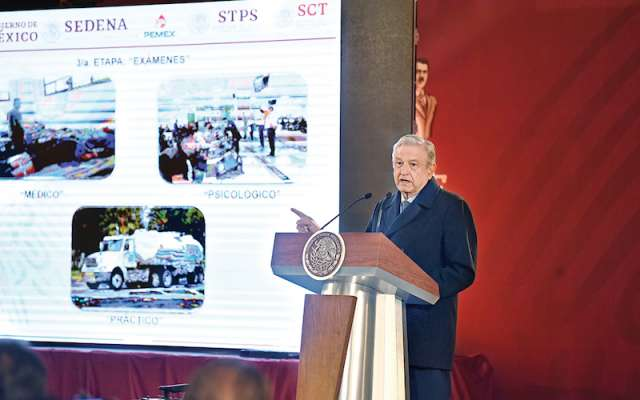 El próximo jueves, las funcionarias encargadas de la adquisición de los carro-tanques darán a conocer los detalles de las compras. Foto: Pablo Salazar Solís / El Heraldo de México