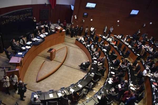 La Comisión de Puntos Constitucionales del Senado sesionará para recibir el dictamen aprobado la semana pasada en la Cámara de Diputados