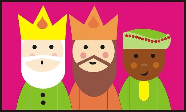 Hasta a los Reyes Magos se les puede hacer tarde para encontrar todas las peticiones de los niños. Para ellos, los lugares que nunca fallan. Foto: Especial