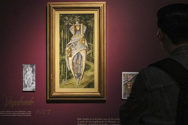 El museo se ubica en el Bosque de Chapultepec. FOTO: CUARTOSCURO