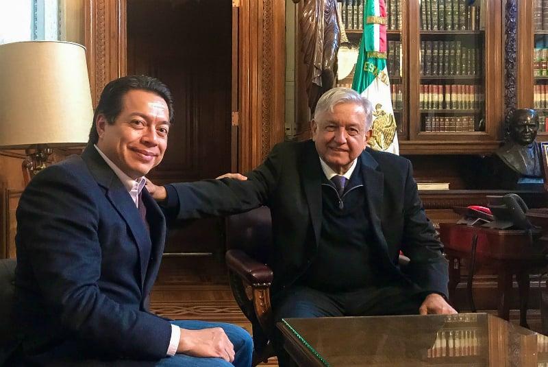 El legislador morenista se sumó a la urgencia del gobierno encabezado por Andrés Manuel López Obrador para tener lo más pronto posible un cuerpo de seguridad que pueda controlar el territorio nacional en materia de seguridad