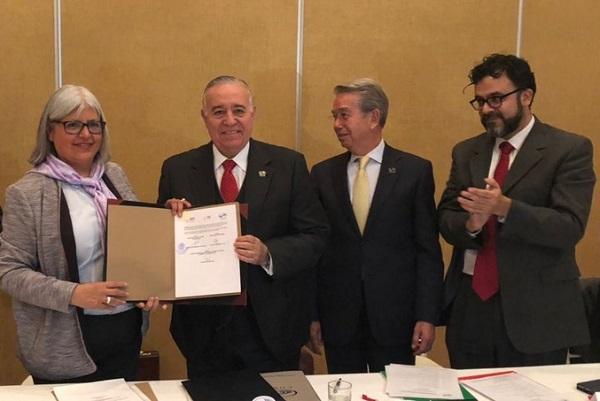 Empresarios y gobierno llevarán a cabo acciones de difusión para promover la participación del sector empresarial mexicano en ferias y misiones comerciales internacionales. Foto: Especial