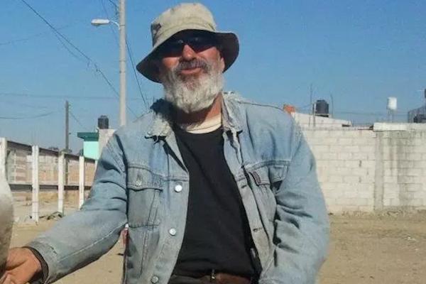 Fue asesinado en Chiapas. FOTO: ESPECIAL