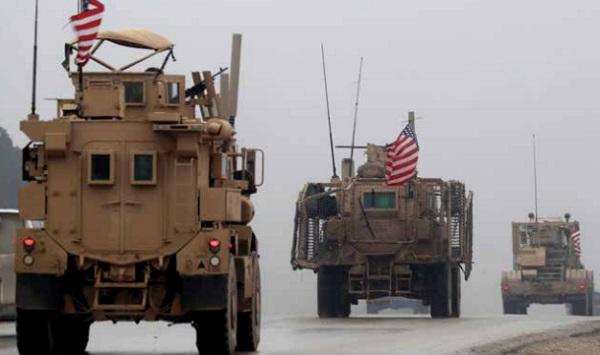 Estados Unidos anunció ayer que ha comenzado el proceso de retirada de sus tropas desplegadas en Siria tres semanas después de la polémica y sorpresiva decisión tomada por el presidente estadounidense, Donald Trump. Foto: AFP