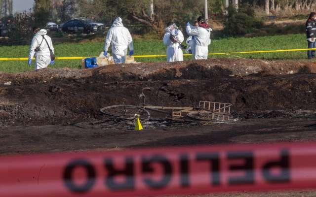 La detonación se registró la tarde del 18 de enero. FOTO: CUARTOSCURO