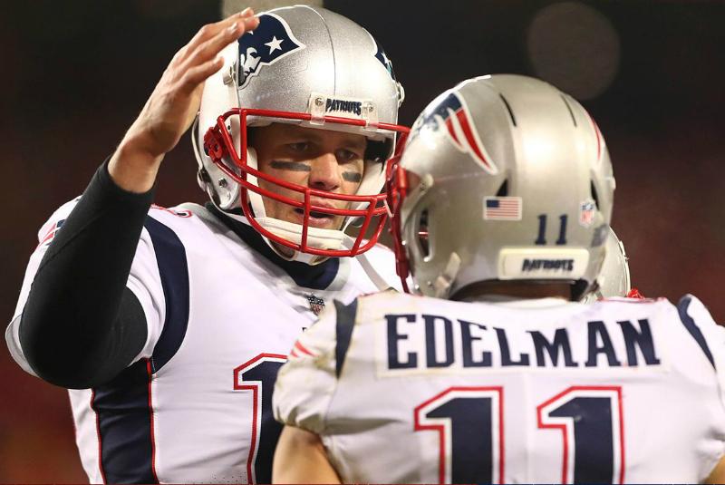 Los Patriots de Nueva Inglaterra se proclamaron de nuevo campeones de la Conferencia Americana