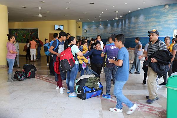 Por esa razón el CNET ha solicitado que el gobierno aporte 2 mil 200 millones de pesos de derechos de no residente que se cobran a visitantes internacionales. FOTO: CUARTOSCURO