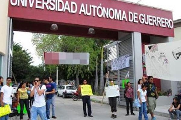 Ante este hecho, el rector informó que la UAGro invertirá más recursos en seguridad.