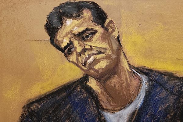 El Chapo tenía influencia en la policía. FOTO: REUTERS