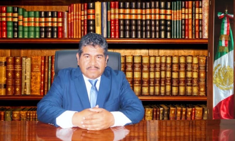 En la foto, Alejandro González Ramos, ex alcalde de Pacula, Hidalgo. Foto: Especial.