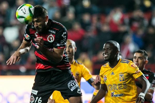 Foto del partido Tijuana vs Tigres correspondiente a la jornada 2 del Torneo Clausura 2019. Foto: Mexsport