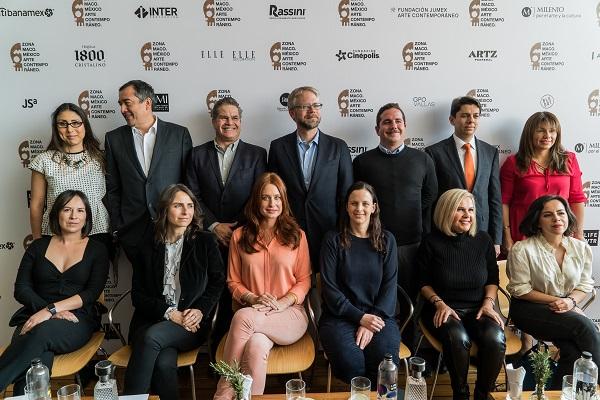 Zélika García, fundadora de la feria de arte, comentó que esta edición dará la bienvenida a nuevas galerías. Foto: Cortesía