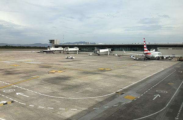 Ayer, el directivo señaló que los aeropuertos de Cancún, Puerto Vallarta y el de la Ciudad de México han tenido alertas de ASA sobre este asunto. FOTO: NOTIMEX