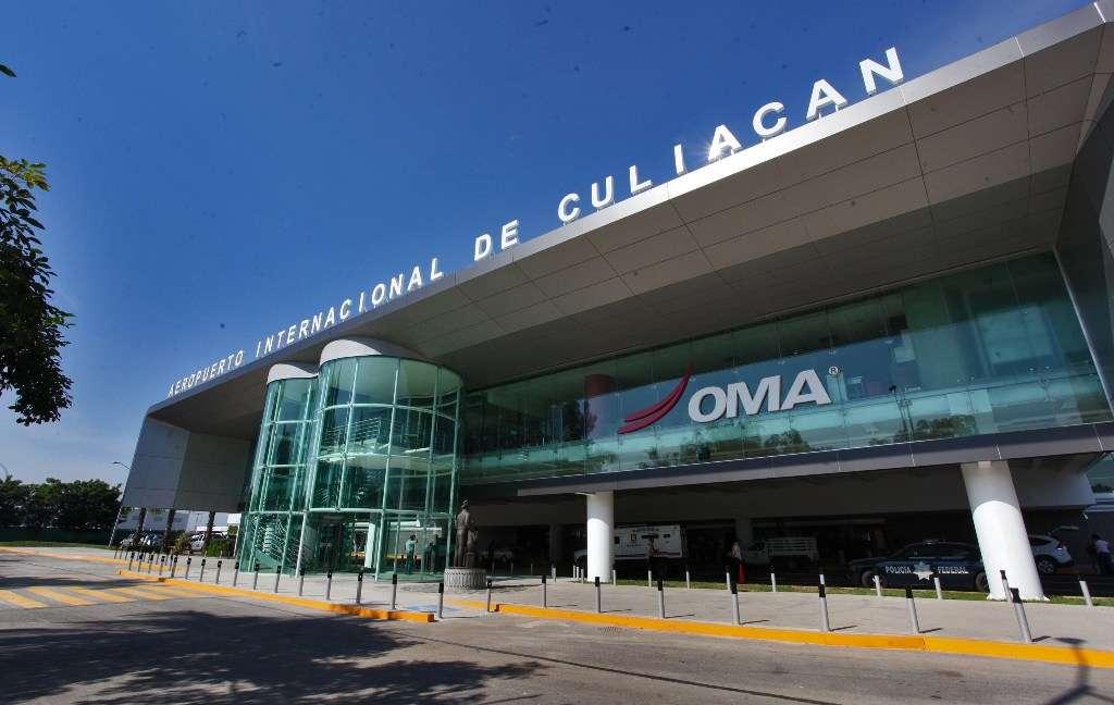 2 millones de pasajeros se movieron por avión en Culiacán. Foto: Especial