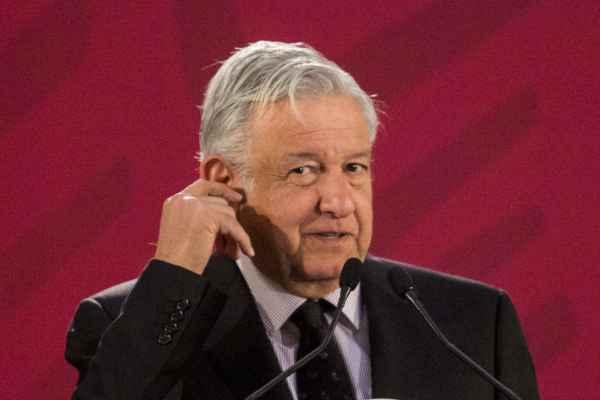 La visita la anunció el mandatario durante su conferencia matutina en Palacio Nacional. Foto: Cuartoscuro