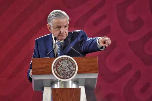 Andrés Manuel López Obrador. Foto: Edgar López