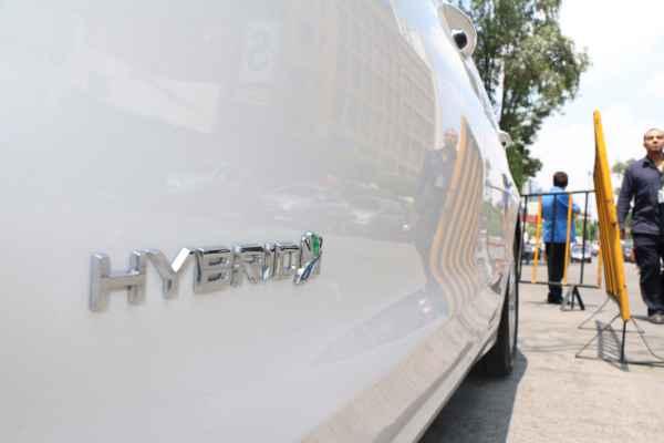 Toyota Motor Sales de México presentará en el país la RAV 4 híbrida el próximo 23 de enero. Foto: Archivo | Cuartoscuro