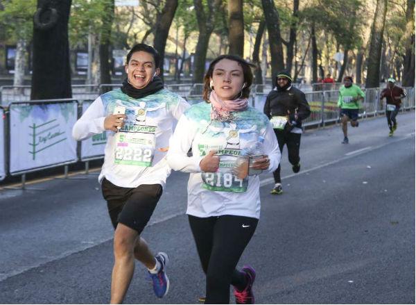 Este evento se realizará el domingo 20 de enero en la Ciudad de México; en modalidad de 6 y 12 kilómetros Foto: CMB