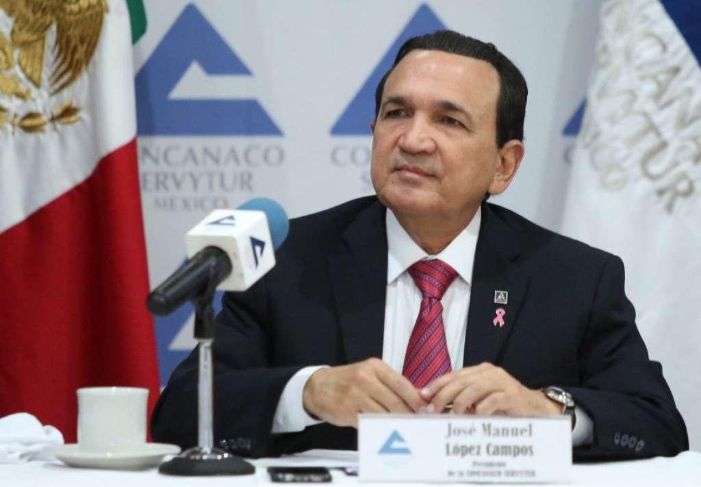 El decreto de incentivos para la frontera norte impulsará el desarrollo económico de la región. Foto: @Concanaco