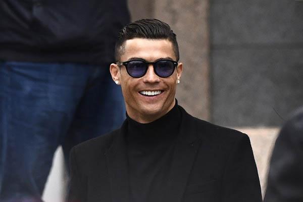 El delantero reconoció los hechos ante el tribunal de la Sección 17 de la Audiencia Provincial de Madrid en un juicio que apenas duró unos minutos. FOTO: AFP