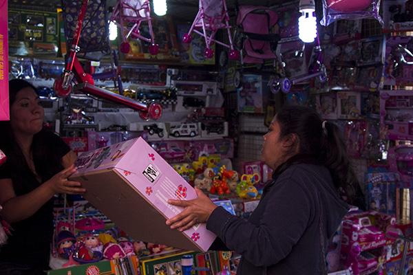 Podrían contener juguetes tóxicos para los menores. FOTO: CUARTOSCURO