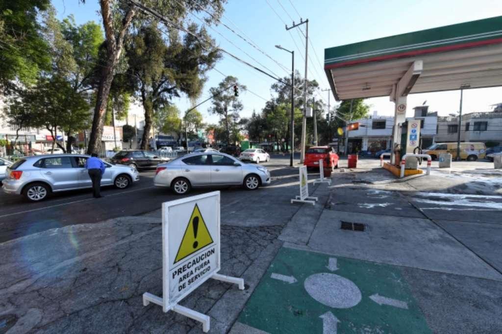 Informó que en cinco semanas no se ha aplicado una sola multa a las gasolineras, ya que no se trata de un tema recaudatorio sino de que operen correctamente.