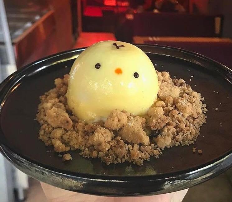 Fat Boy Moves. Con un menú de comida coreano-americana, aquí se pueden encontrar platillos con diseños que se asimilan a dibujos animados. Foto: Especial