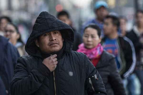 La Ciudad de México registrará este lunes una temperatura máxima de 19 a 21 y una mínima de 9 a 11 grados centígrados. Foto: Archivo | Cuartoscuro