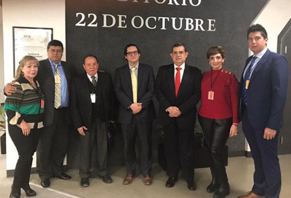 Primera Sesión de Trabajo de Organizaciones del Gremio Periodístico, convocada por la Fundación Fernando Mora Gómez, y la Fiscalía Especializada para la Atención de Delitos Contra la Libertad de Expresión (FEADLE). FOTO: ESPECIAL