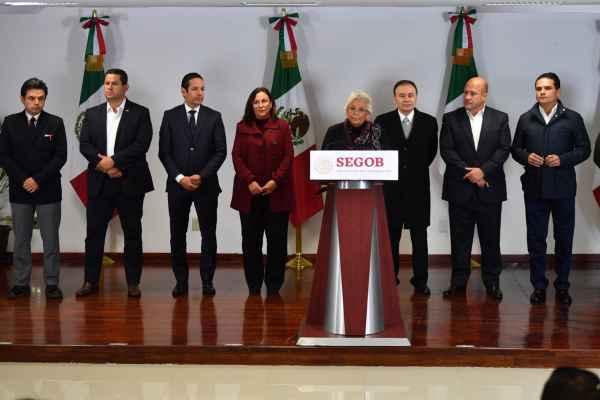 Sánchez Cordero aseveró quese atendieronos planteamientos de los gobernadores en torno al abastecimiento de gasolinas. Foto:Pablo Salazar