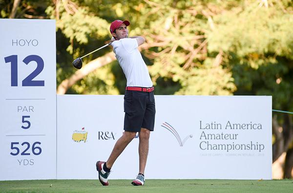 Gracias a una tarjeta con 66 golpes, para un global de 274 golpes (-14), se alzó con el título, el primero en la historia del golf mexicano.