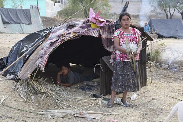 Va dirigida a pueblos y barrios originarios. FOTO: CUARTOSCURO