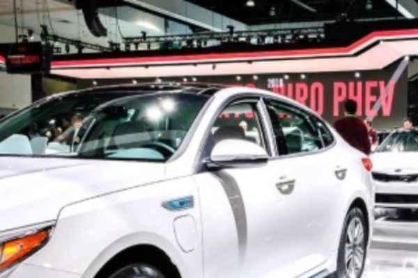 Kia resaltó quehasta noviembre de 2018, había colocado en el mercado 18 mil 370 unidades, de los modelos 2018 y 2019. Foto: Archivo   Notimex