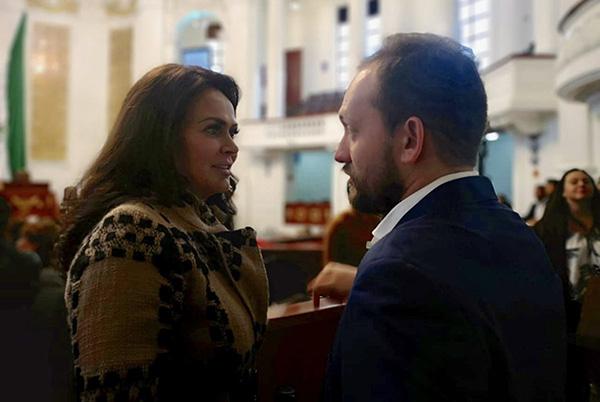 Varela indicó que la secretaria de Medio Ambiente, Marina Robles, será la encargada de hacer la designación del titular de la agencia. FOTO: TWITTER