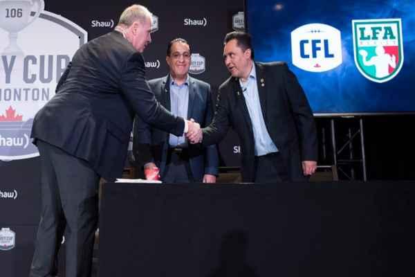 La cuarta temporada de la LFA iniciará este 22 de febrero; en ella, los 27 jugadores seleccionados serán evaluados por las franquicias que los eligieron. Foto: @BCLions