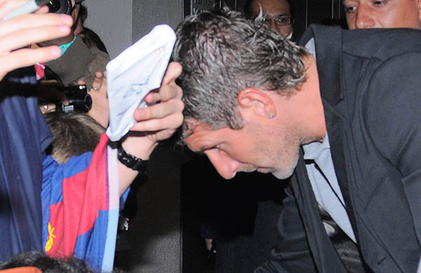Como estratega su experiencia es corta al frente de Godoy Cruz y Arsenal de su país, así como con el cuadro de Unión Española de Chile. FOTO: CUARTOSCURO